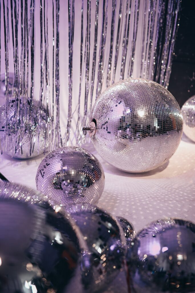 Classic Mirror Balls
